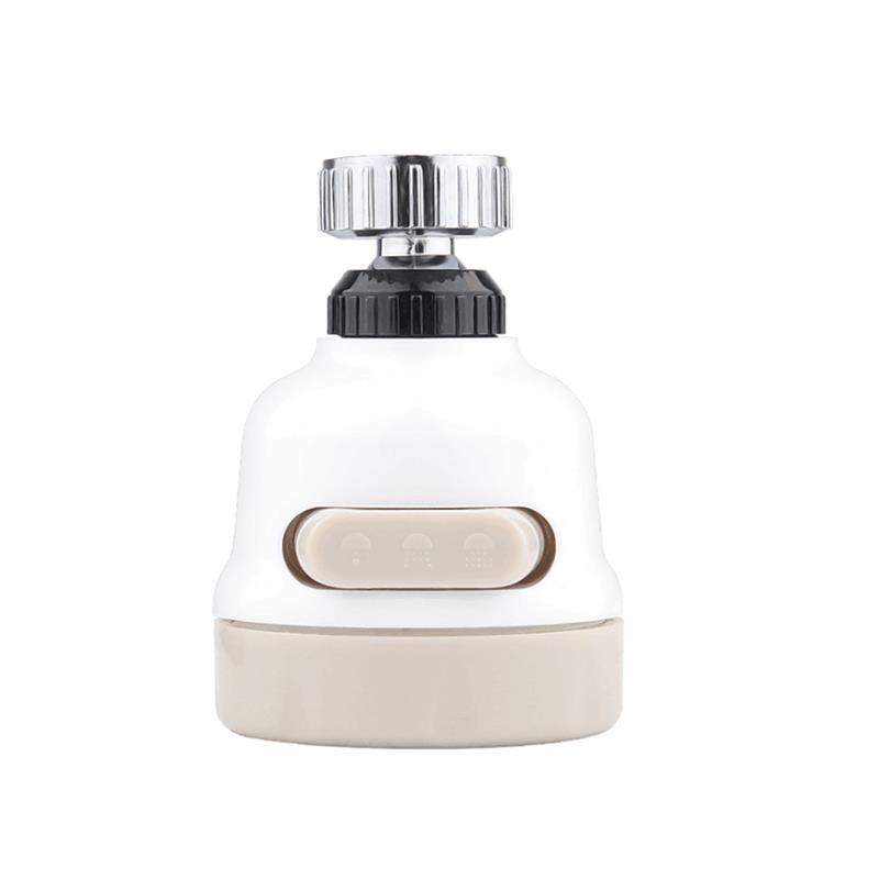 Musluk Mutfak Bataryası Duş ayarlanması 360 Döndür Su Tasarrufu Duş Başlığı Mutfak Musluk Aksesuarları süzülür