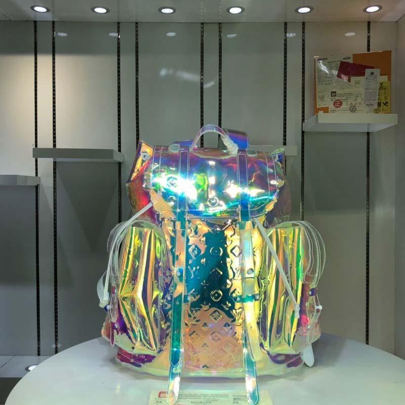 2020 uomini caldi di vendita e donne zaino di design di lusso di alta qualità di grande capacità classica donne di moda borsa tracolla N: 53286