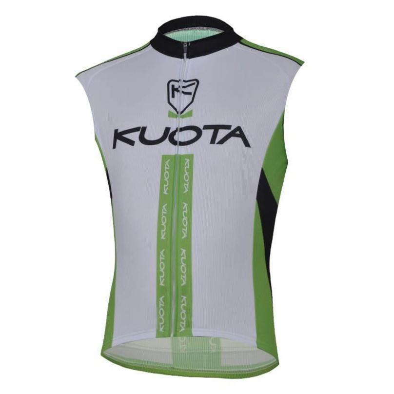 Best New Best Kuota Cycling Jersey Mtb Bicycle Clothes Ropa Ciclismo Racing Bike Shirts Riding Wear Men Sleeveless Vest Sportswear 304517