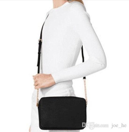 Livraison gratuite 2019 nouveau sac à bandoulière Messenger sacs à main Mini femmes sac à chaîne Fashion Star parfait favori paquet tueur petit sac fashionis