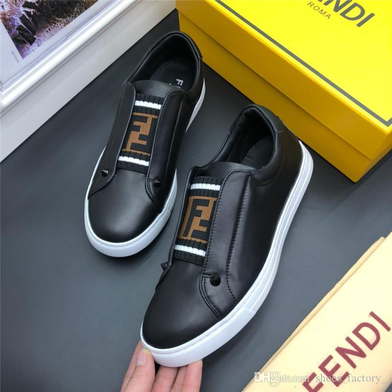 luxury designer mens designer shoes Casual Designer Sneakers Sport Fashion Casual Shoes Trainer With Dust Bag boxes 07