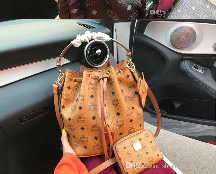 Women Designer Handbags New Water Bucket Fashion Color Shoulder Strap Shoulder Bag Casual Bag Ladies Messenger Bags Handbag Tote Bags