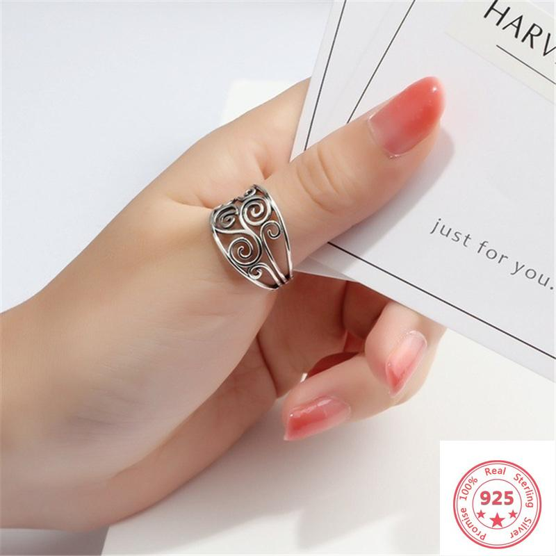 925 silberne Farbe Ring für Frauen aus 100% Echt Dainty S925 Silber Bizuteria Hochzeit Anillos De Edelstein edlen Schmuck Ring Box