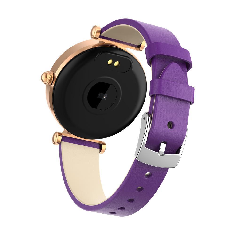 умные часы женщины B80 Физиологические напоминание кровяного давления монитор для андроид Ios SmartWatch фитнес водонепроницаемой сердечного ритма