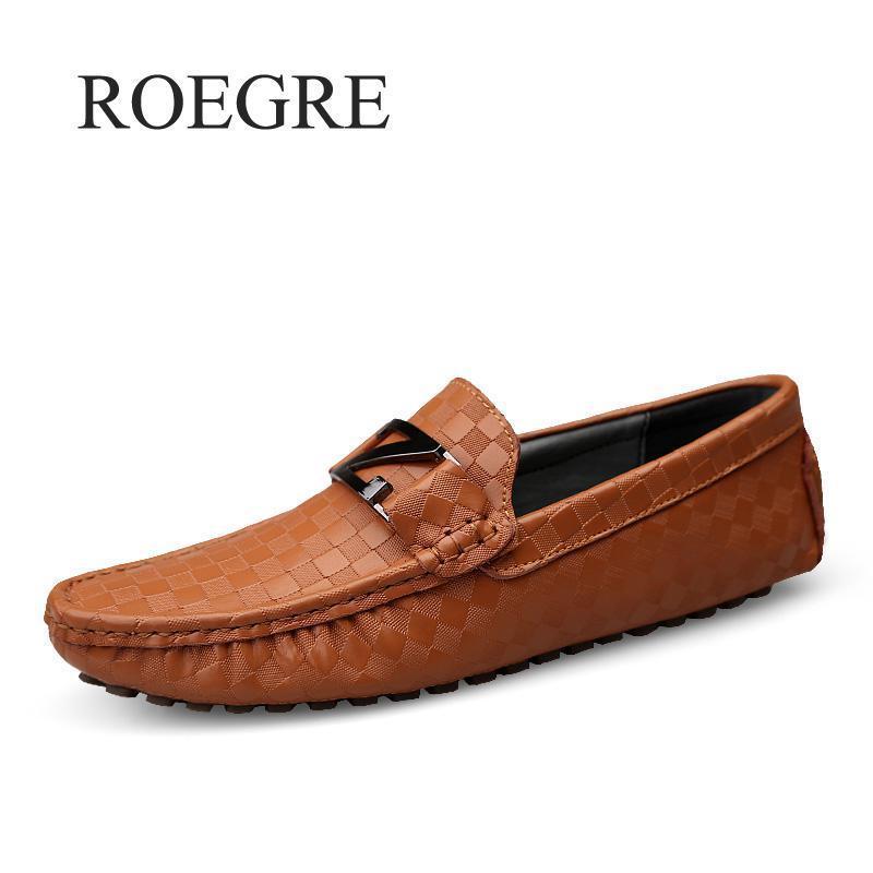 Мужчины Мокасины Обувь из натуральной кожи вскользь тапки мужской моды Резной лодки Обуви мягкого платья партия обувь мужчины Chaussure Homme