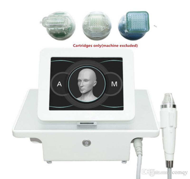 Mais recente Tecnologia RF Microneedle Máquina Fracionária Para Remoção Da Cicatriz Acne Tratamento Remoção de Marcas de Estiramento Rejuvenescimento Da Pele Microneedle RF