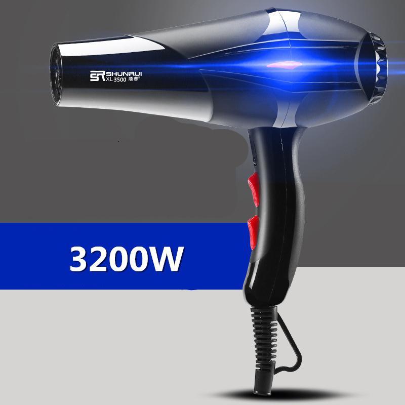 Cabelo elétrica Secadores azul Anion máquina de secagem 100% novo e de alta qualidade não Injury Cabelo sopro secador de cabelo Blower T191019