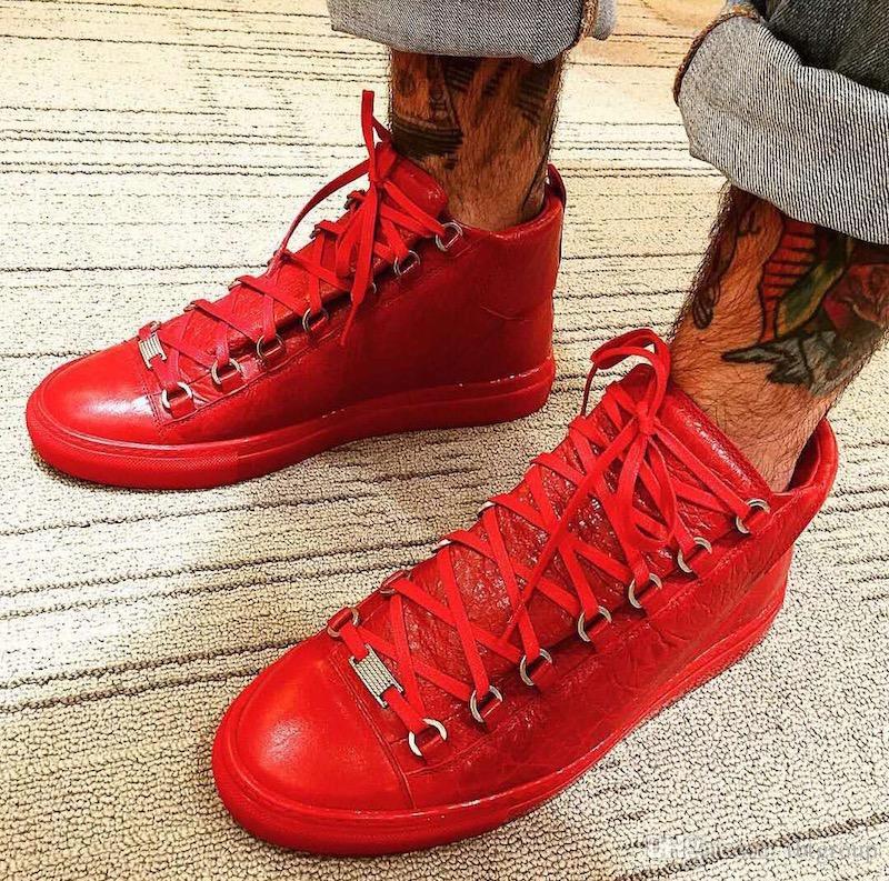 Mens Designer Shoes Arena Sneakers