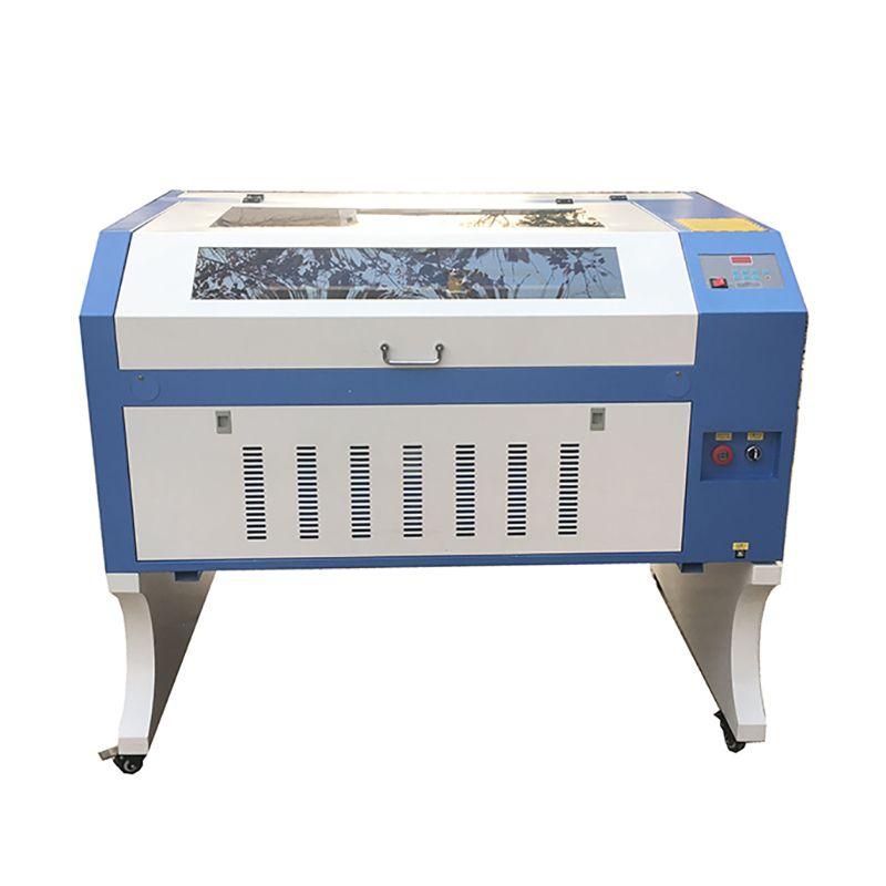Cortadora láser 6090 grabador láser máquina de corte 600 * 900 mm 80W 90W 100W opcional