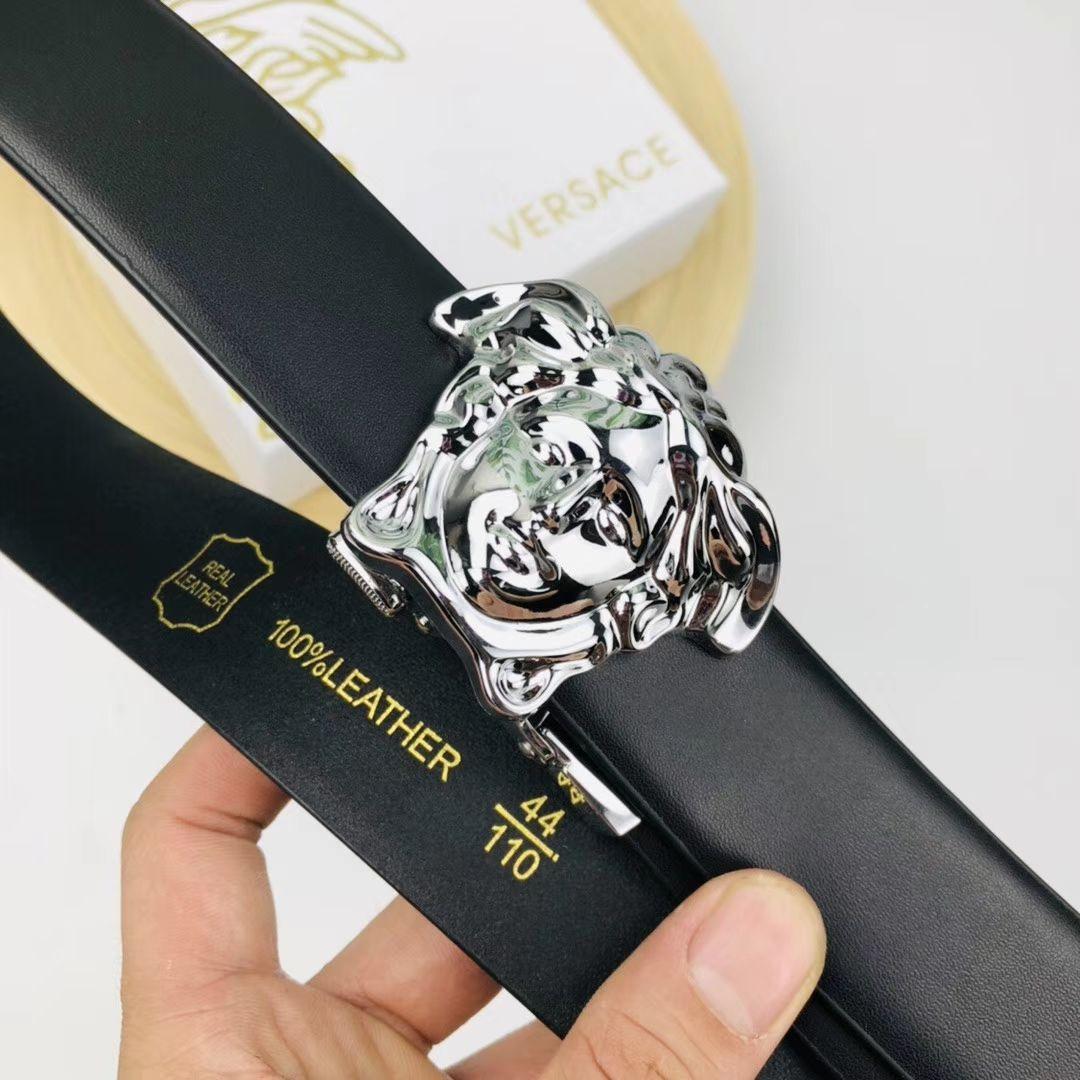 Europe And The United States Hot Sales Of Leather Belt Designer Design High  Grade Men Business Casual Automatic Buckle Belt Money Belts Mens Online