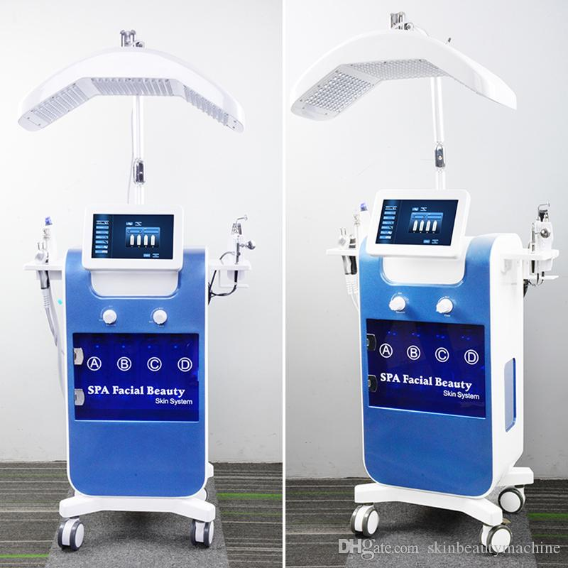 High end Hydrafacial Dermabrasion Machine Hydra Peel Skin Cleasing Facial Care Anti Aging 100KPA Hydro Microdermabrasion Devices
