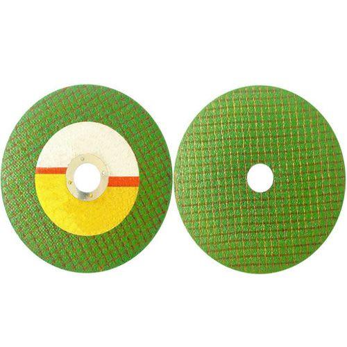 Resin Trennscheibe Schleifscheibe Schleif Trennscheiben Bohrer für Edelstahl-Metall 107mm Winkelschleifer Zubehör