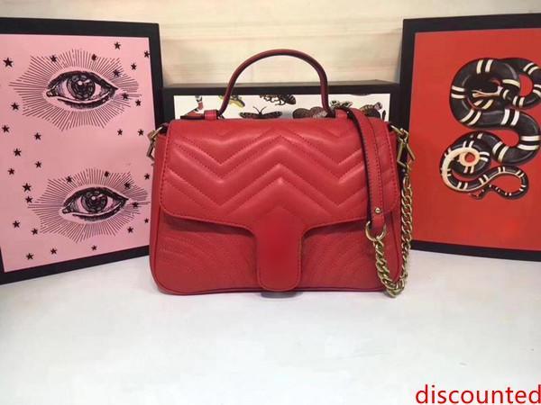 estilo clássico sacos de ombro Moda mulheres Designer Sólido cor bolsas senhora 98110 tamanho 26,5 * 19,5 * 11
