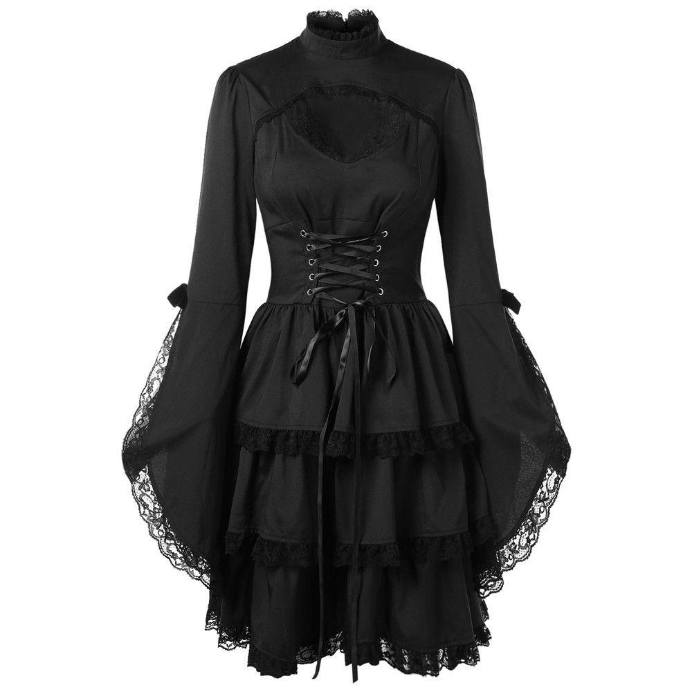 African Steampunk Dress