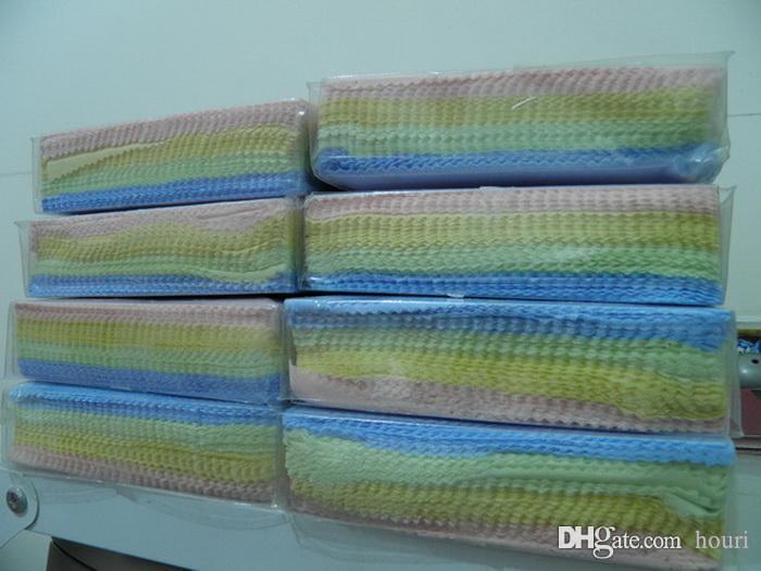 جودة عالية 100 قطع الحجم 140x140 ملليمتر سوبرفين الألياف نظارات القماش عدسة تنظيف القماش الشمسي قماش النظارات