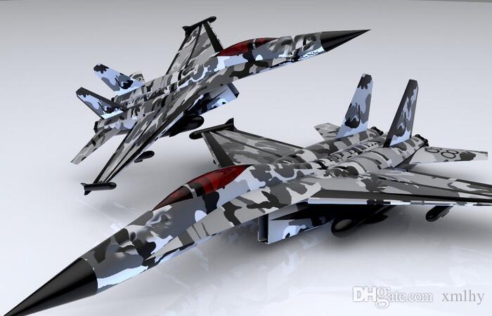 Kırmızı Örümcek Aircraft Özel sipariş yüksek kalite, yüksek hassasiyetli dijital modeller 3D baskı hizmeti Klasik ST2061 nesneleri