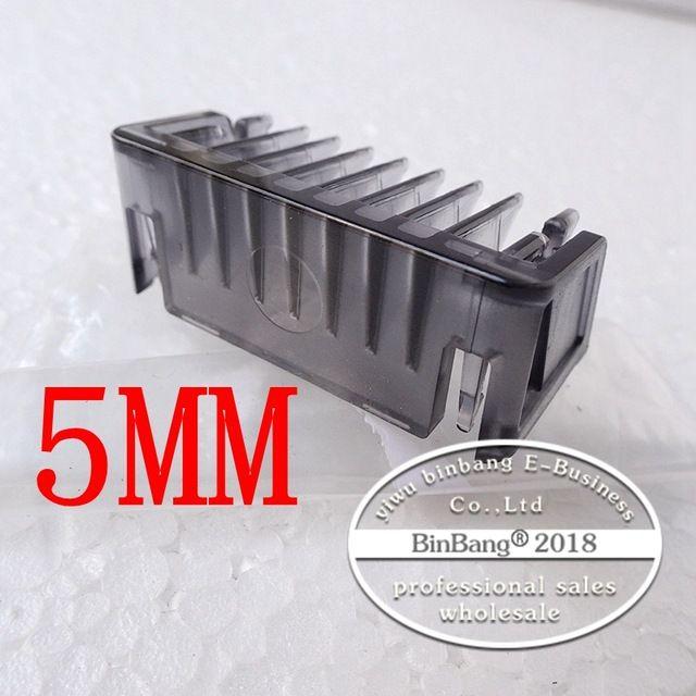Combs Oneblade klei Messer 2510 2511 2520 2521 2522 2530 2531 QP2533 QP2630 Sattel Kunststoff Kamm 5mm