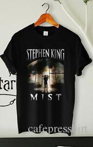 I Film horror nebbia di Stephen King camicia Graphic Design Top T unisex