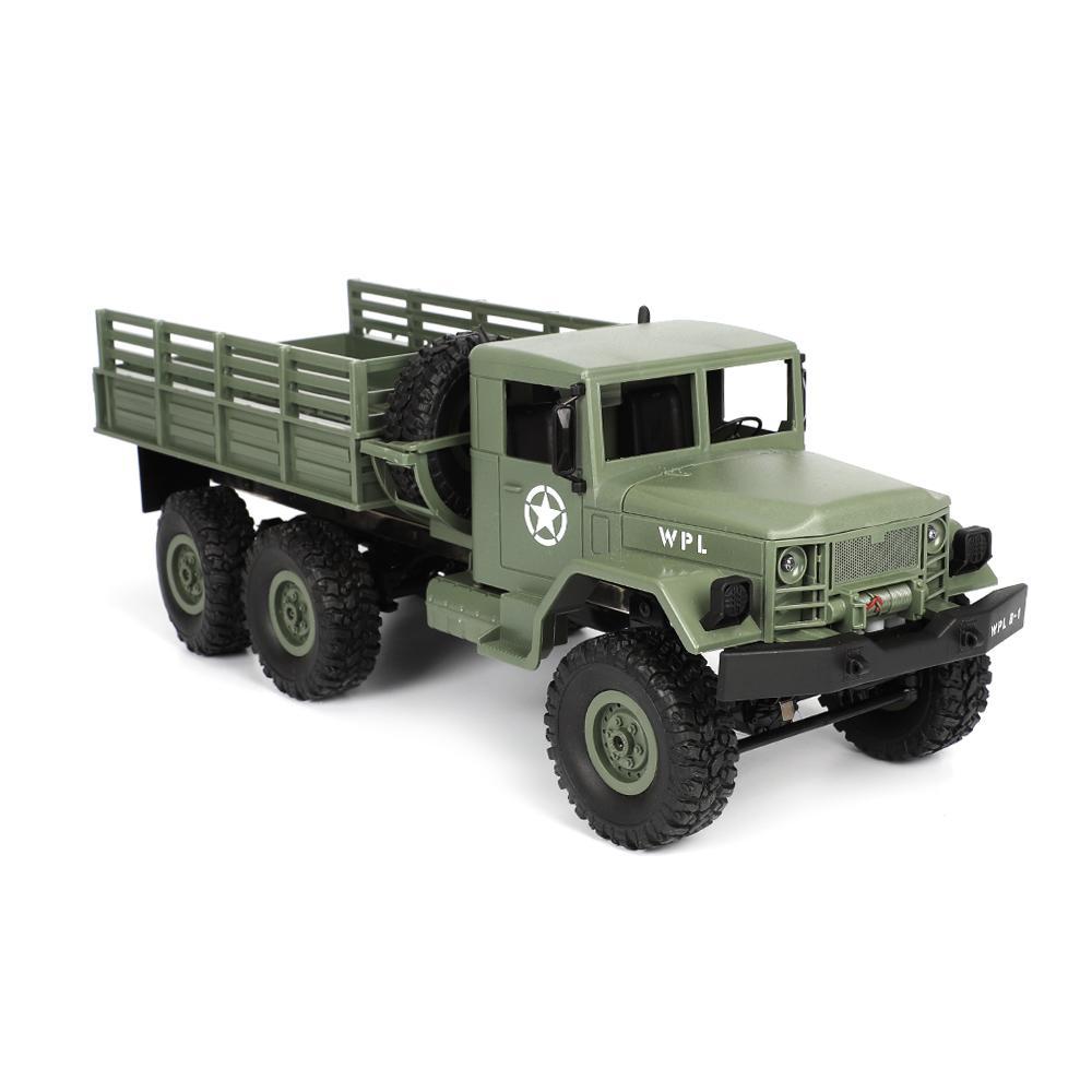 4pcs Upgrade Track Räder Ersatzteile Für 1//16 WPL B14 C24 Militär RC Auto LKW DE