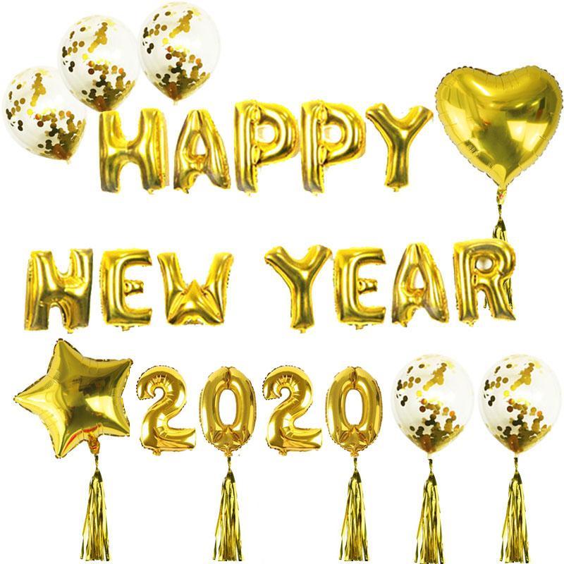 Happy New Year Satin Sash