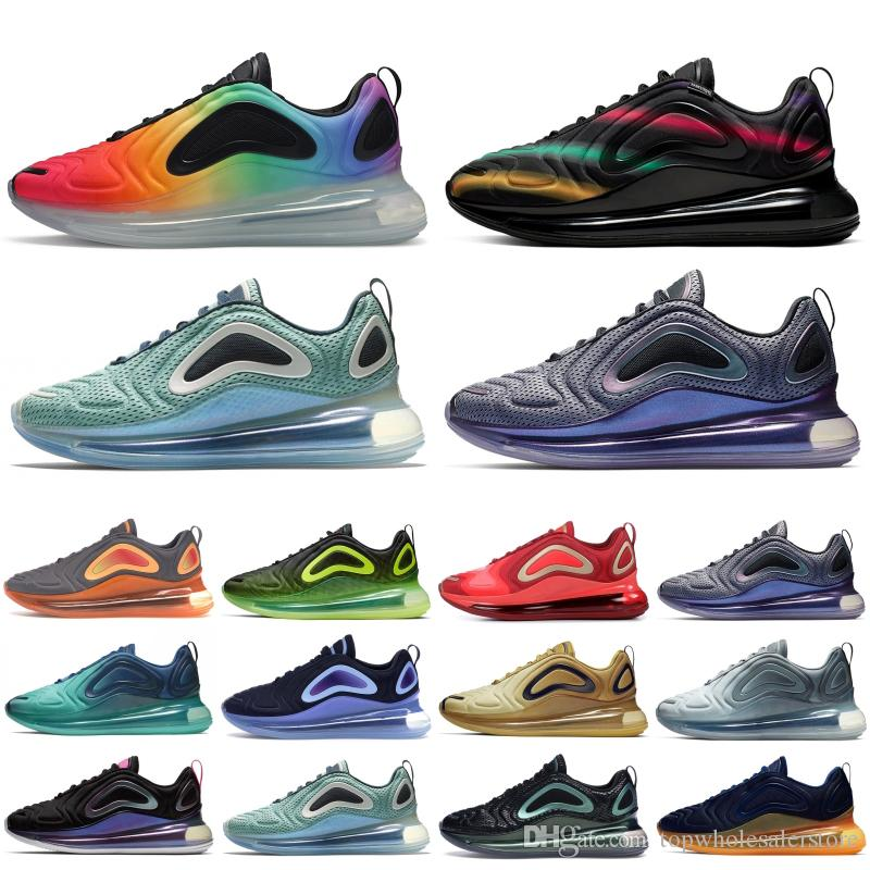 Throwback future 720OG shoes mens iridescent moon for men women Laser Pink free shipping Cushioning Athletic sneaker