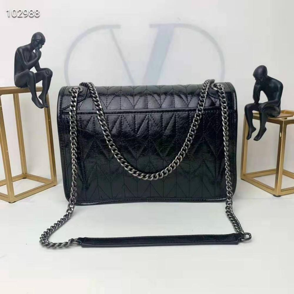 Designer Women Handbag Classic Diamond Chain Handbag Fashion Purse Women Bags Classic Black Large Capacity Diamond Lattice Lady Crossbody/7