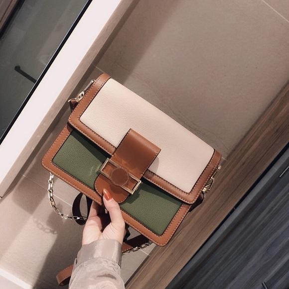 borsa a tracolla borsa donne di modo signora messager torsione 2020 di lusso femminile annata calda di vendita dal design di lusso del sacchetto della signora più venduto