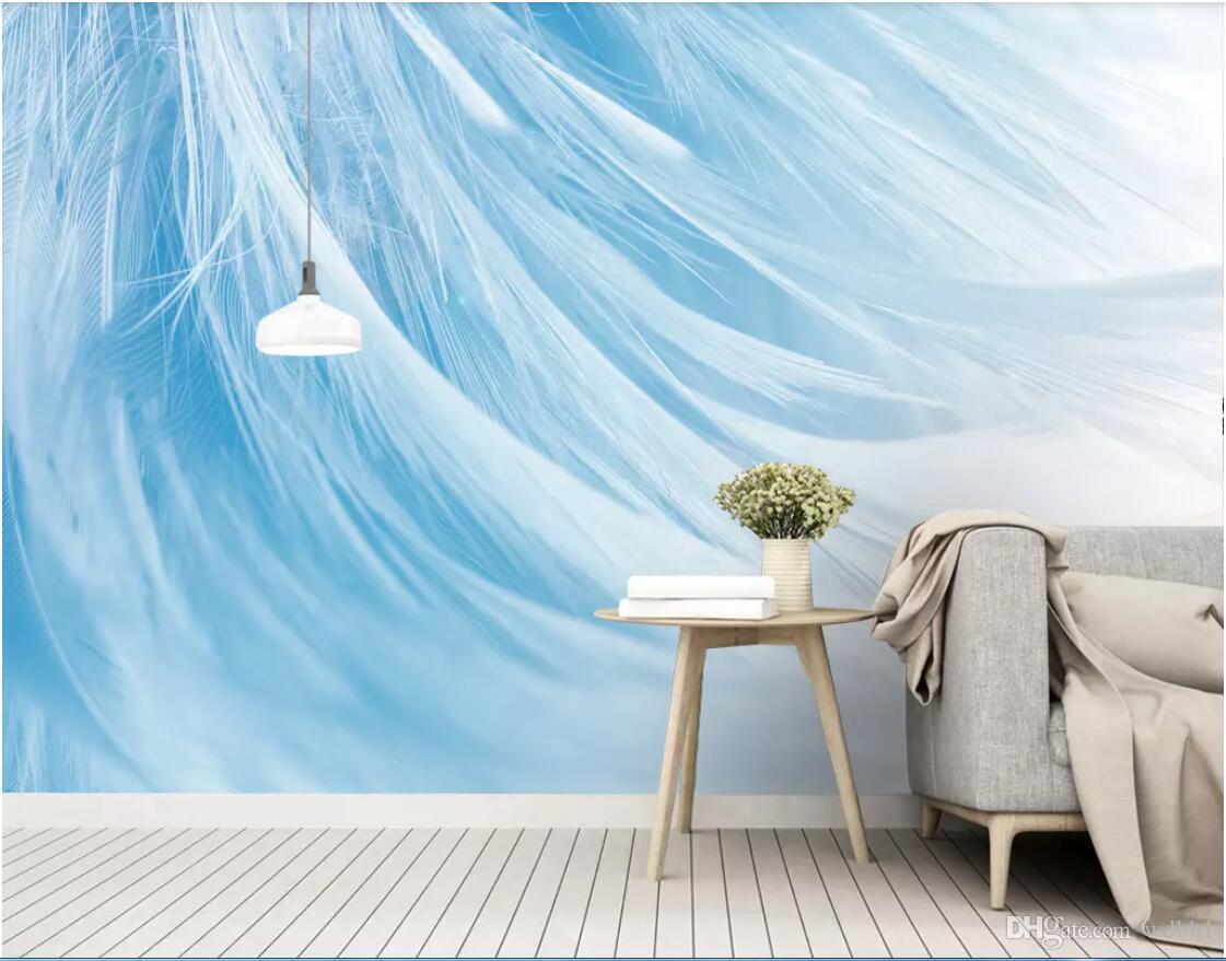 Compre Papel Tapiz 3d De La Habitacion Foto Personalizada Mural No