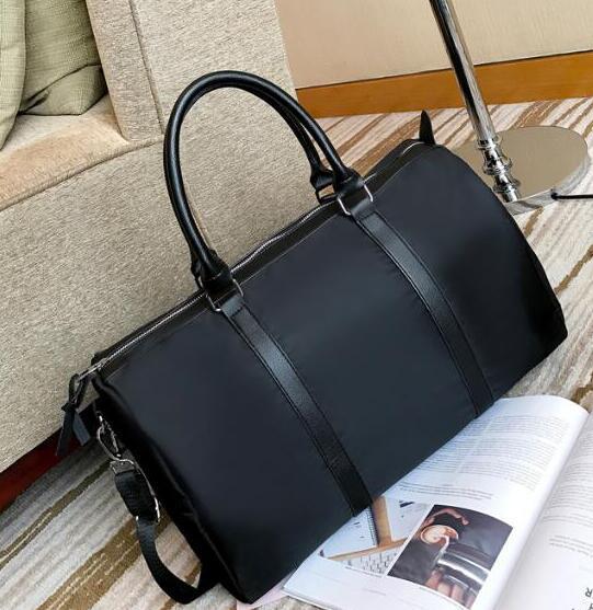 2020 diseñador hombre gran capacidad bolsas de viaje moda Unisex bolsa de viaje de lujo mujeres bolsa de equipaje bolsas de alta calidad