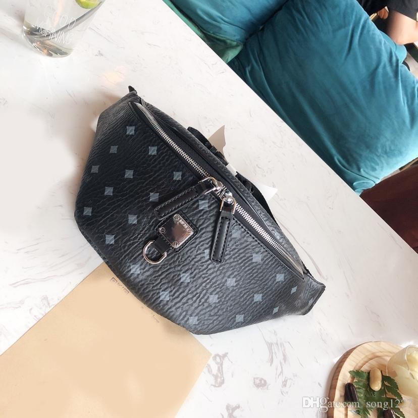 Nuevo en 2019! Todo tipo de bolsillos de moda. bolso del pecho, conveniente. Hay una variedad de colores para elegir, estilos esenciales para ca