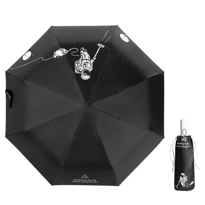Автоматический складной зонтик дождь Женщины Strong 8K Водонепроницаемый Anti UV ВС Зонтики Марка Paraguas лев профессиональный