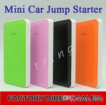 Новый 12V мини Тонкий автомобилей Перейти Starter зарядное устройство Тонкий питания Банк Многофункциональный зарядное устройство Auto EPS сила автомобиля старт мобильного телефона