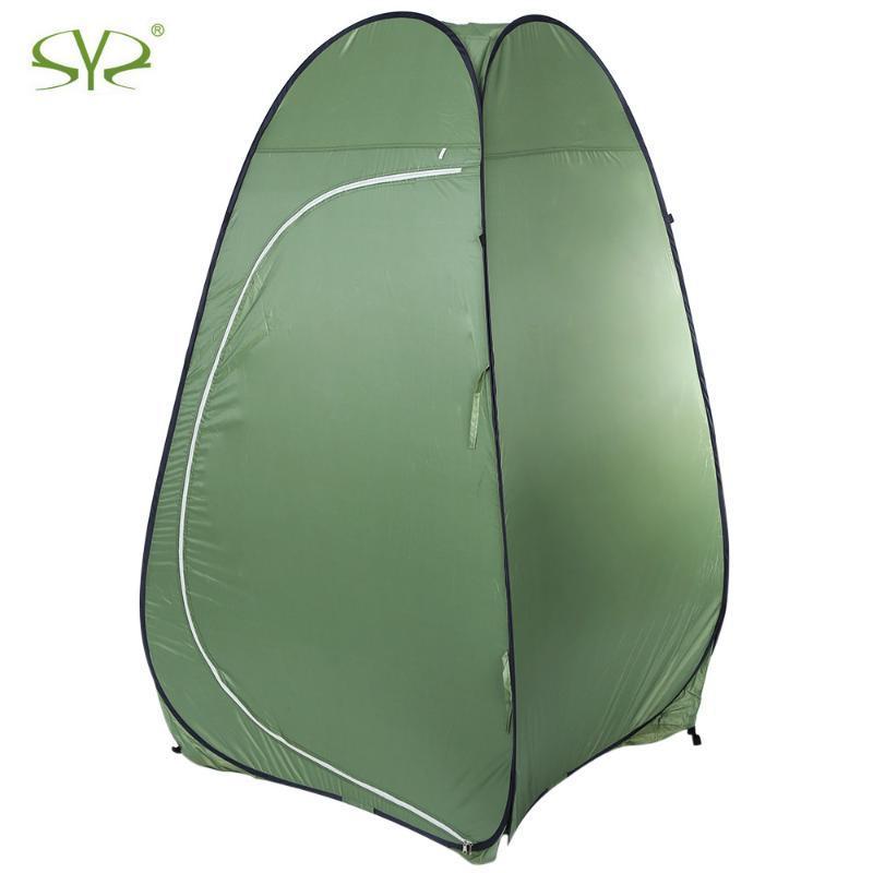 Multifonctionnel extérieur Tente pour le bain toilettes Dressing Modèle Tabernacle quatre saisons Tente 1 - 2 personne