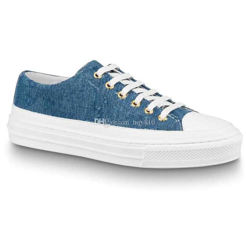 Ultimi arrivi Casual Fashion Shoes Women Luxury Sneakers Brand Stellar Designer Shoe Dimensione 35-40 Modello FY01