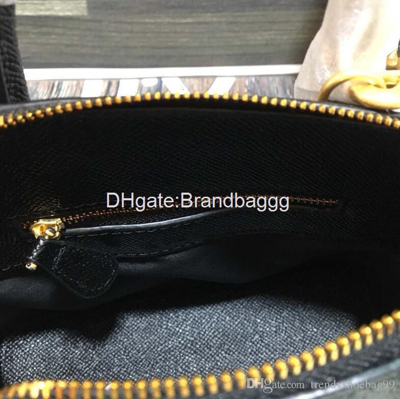 2020 Marca de moda de lujo del bolso del diseñador mini impresión de la letra B bolsa de mensajero de las mujeres de alta calidad de la bolsa de asas