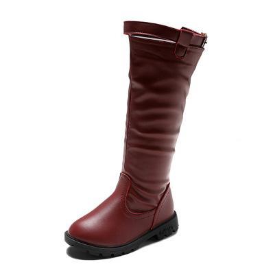 Kid Designer Boots Girls Luxury High