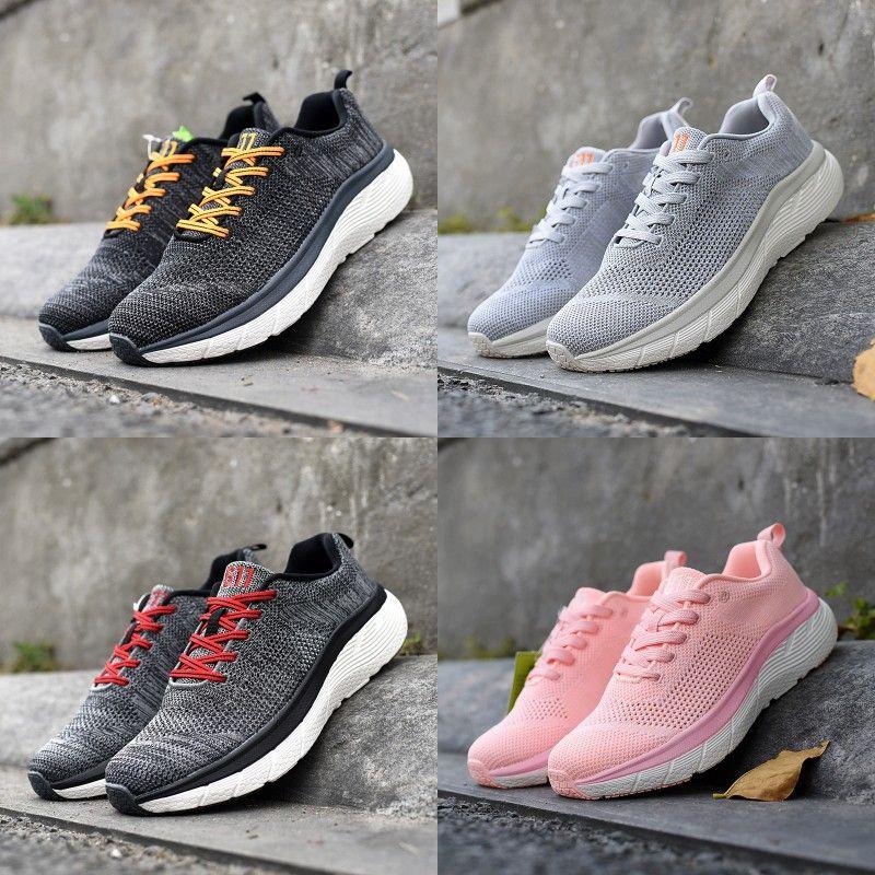أعلى جودة treeperi 611 منصة الظلام Chaussures أوريو الرمادي رمادي جلد وردي بلات شكل أحذية فالت مصمم أحذية الرجال النساء أحذية رياضية فاخرة