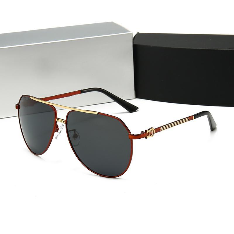 marca di estate nuovo sole di vetro della bicicletta degli uomini di modo occhiali occhiali sportivi da sole di guida in bicicletta il trasporto libero di buona qualità