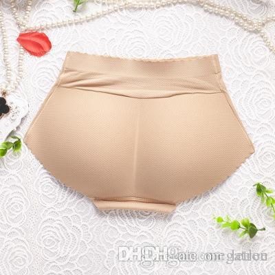 Cintura Trainer Butt Lifter las bragas de la ropa interior de las mujeres que adelgaza los pantalones acolchados falso Culo botín de Panty Ass Up Enhancer caderas