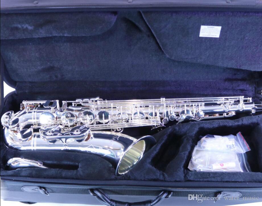 STS280RS La Voix II Sassofono tenore in argento Placcato nuovo Brand Brand Spedizione a menta con accessori con accessori
