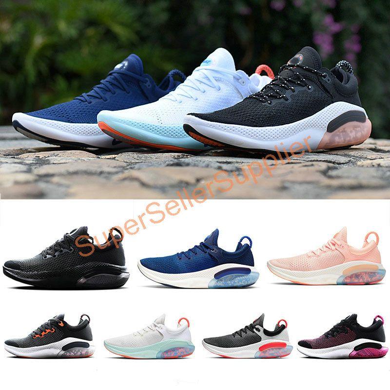 Nlke Joyride tênis para homens Platinum Tint Universidade Red Racer Core Azul Preto Moda Mens instrutor Atlético Sport Sneaker Size 36-45