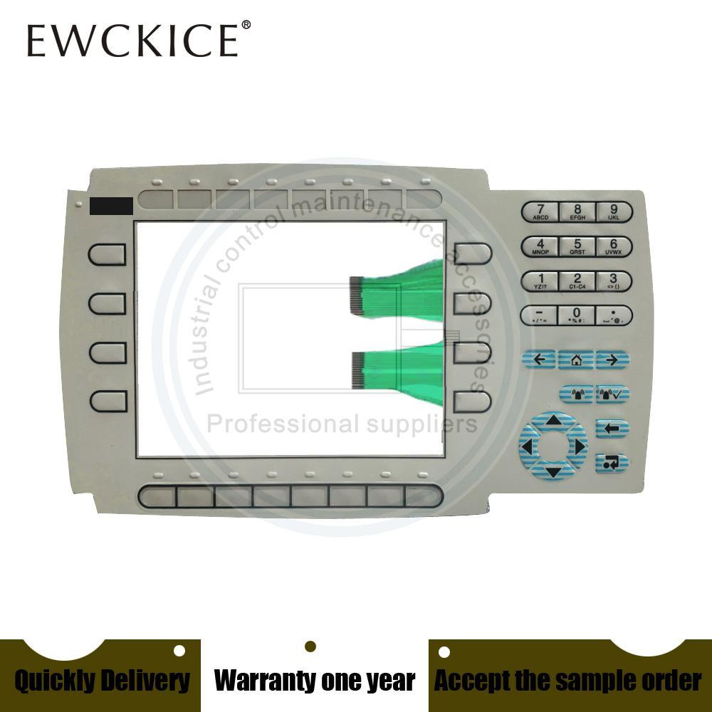 Original NEW Panel 800 PP836A 3BSE042237R2 PLC HMI Industrie-Membranschalter Tastatur Industrieteile