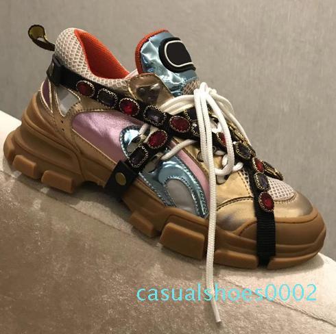 Nuovo progettista sneaker FlashTrek sneaker con donne rimovibili uomini allenatore alpinismo Scarpe Uomo Outdoor Trekking c02