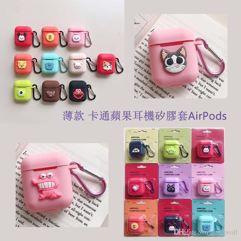 Apple Airpods Protective Case Cartoon