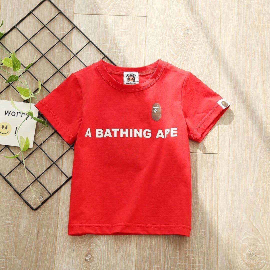 детская футболка 2020 новый высококачественный детский короткий рукав весна и лето удобные и модные короткие sleevesYGXI