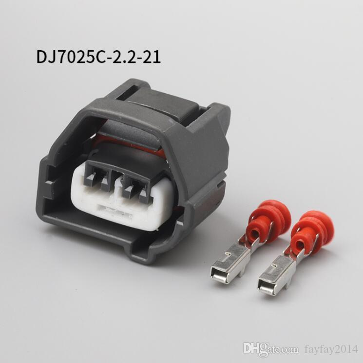 2pin Connector Automotive Wiring Harness Connector Connector With Terminal Dj7025 2 2 21 Interior Accessories Car Interior Accessories For Cars From