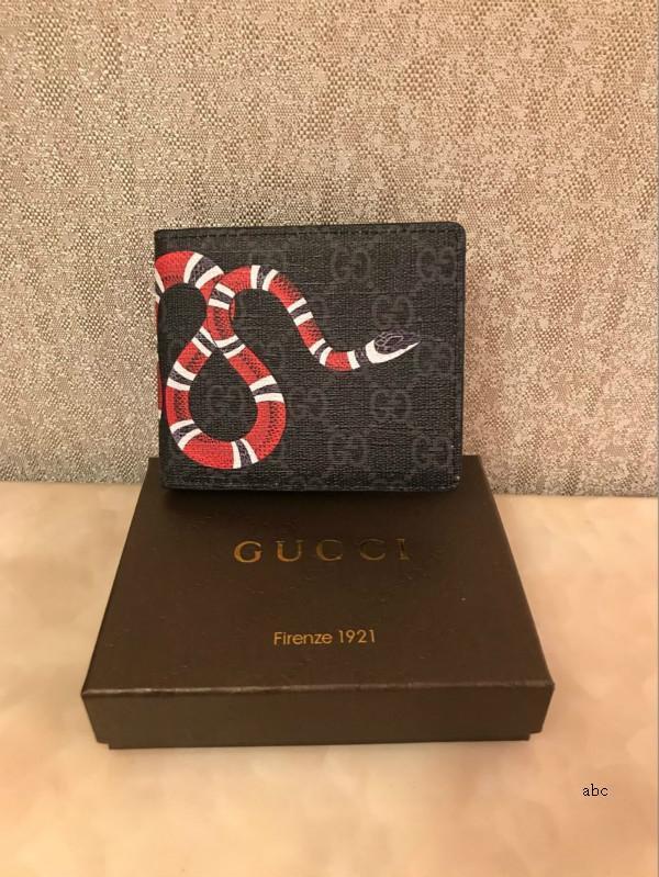 mejor cuero de los hombres de calidad marcas clásicas Cartera de lujo casuales diseñadores párrafo corto titular de la tarjeta men1 carpeta de la manera de bolsillo AFGV