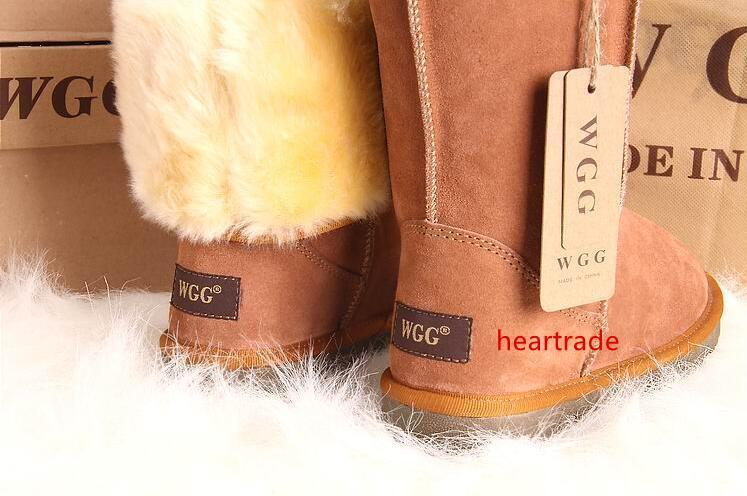Hot ladies boot classic boot MNS boots women boots snow boot brand designer boots high quality free shipping