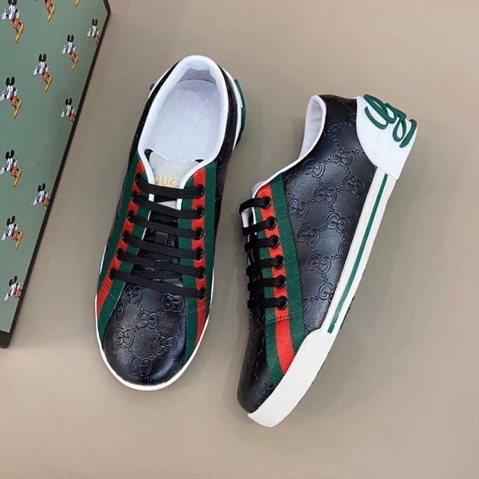 Gucci shoes Moda Ayakkabı Tasarımcısı Ayakkabı yükseklik artışı Kadın Erkek Sneakers Günlük Ayakkabılar rd200503