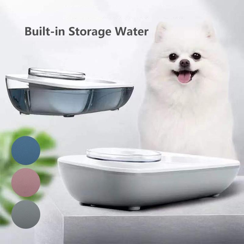 الكلب الطاعم التلقائي مصدر مياه الشرب الغذاء السلطانية للكلاب الأليفة لوازم القطط السلطانية المياه والغذاء الطاعم